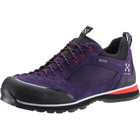 Haglöfs W's Roc Icon GT Shoes Acai Berry/Habanero